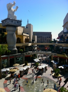 Hollywood and Highland, Hollywood Boulevard, Walk of Fame
