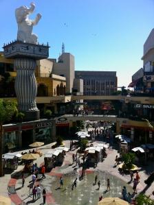 Hollywood and Highland, Hollywood Boulevard, Walk of Fame
