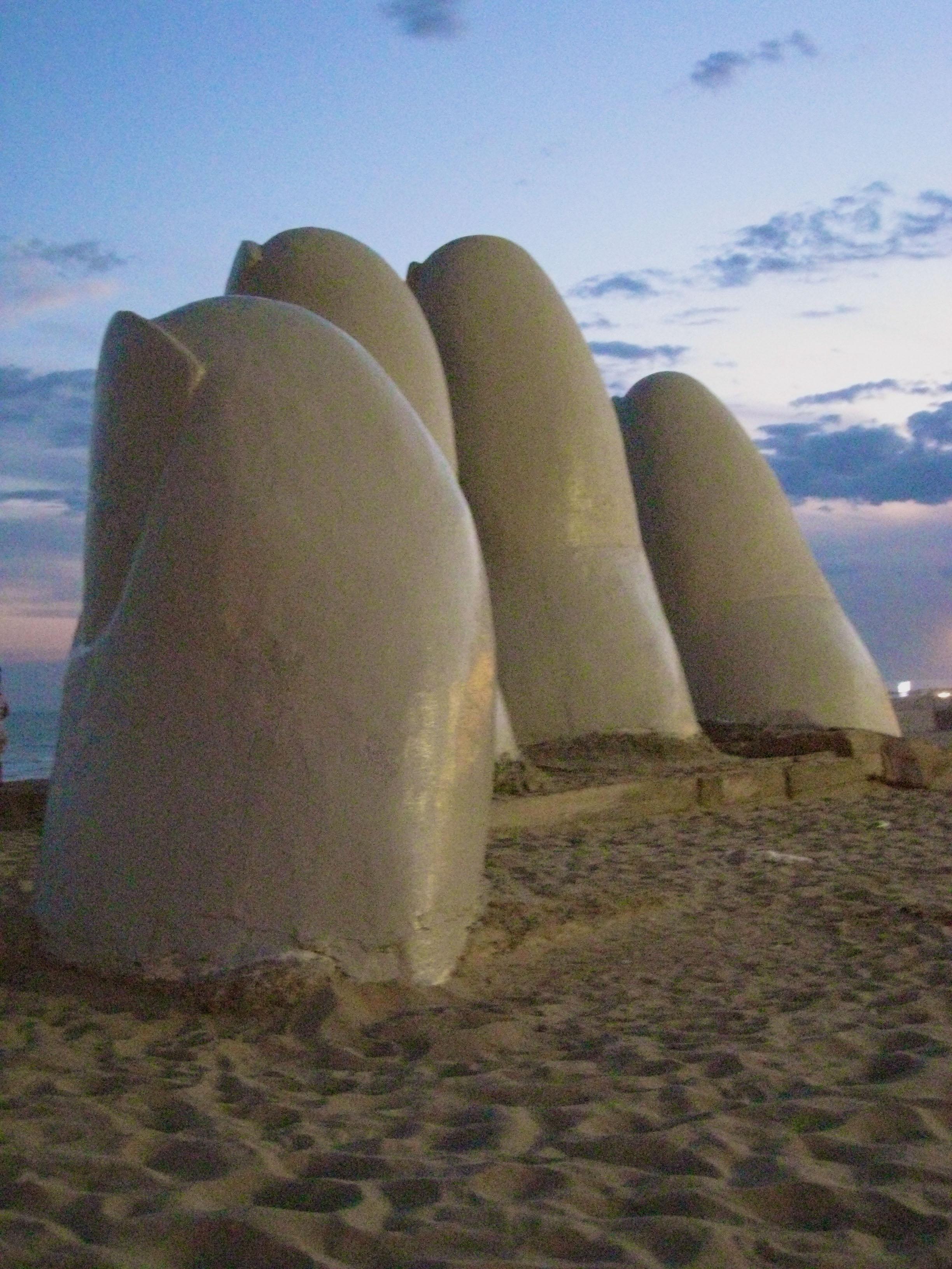 in Punta del Este, Uruguay